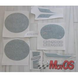 Adhesivos BULTACO GOL MEDAL