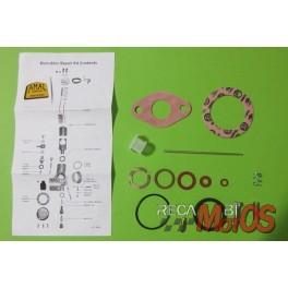 Kit reparacion carburador AMAL/ 375