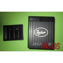 Caja bateria con logo TUDOR