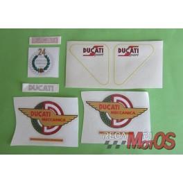 Adhesivos-Pegatinas DUCATI 125 Sport