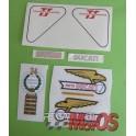 Adhesivos-Pegatinas DUCATI 160 Ts