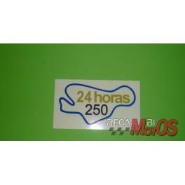 Adhesivo  DUCATI 24 Horas
