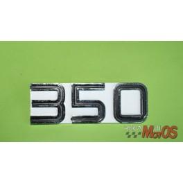 Placa USADA DUCATI 350
