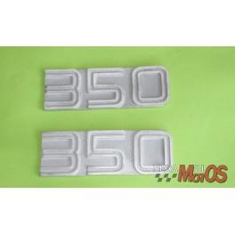 Placas DUCATI 350